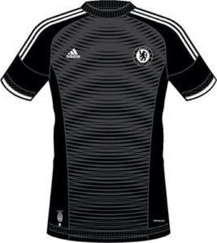 Chelsea Third Kit 2015 2016 Leaked