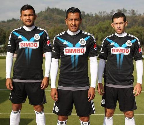 Chivas Guadalajara Third Kit 2015