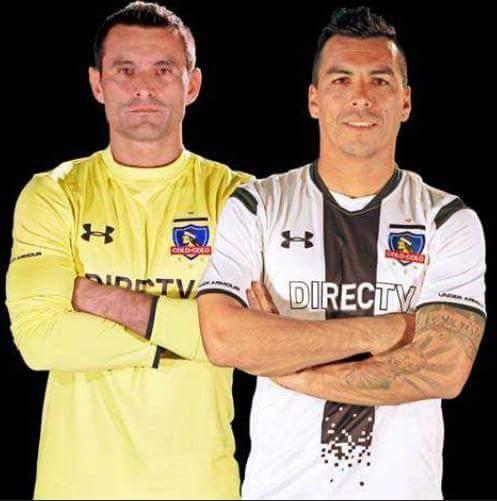 Colo Colo Camiseta 2015