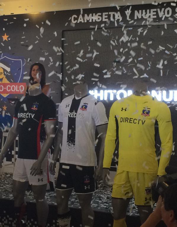 Jersey Colo Colo 2015