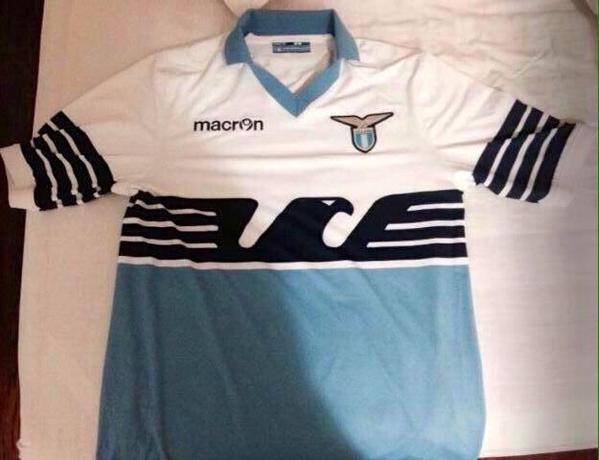 Lazio Eagle Jersey 2015