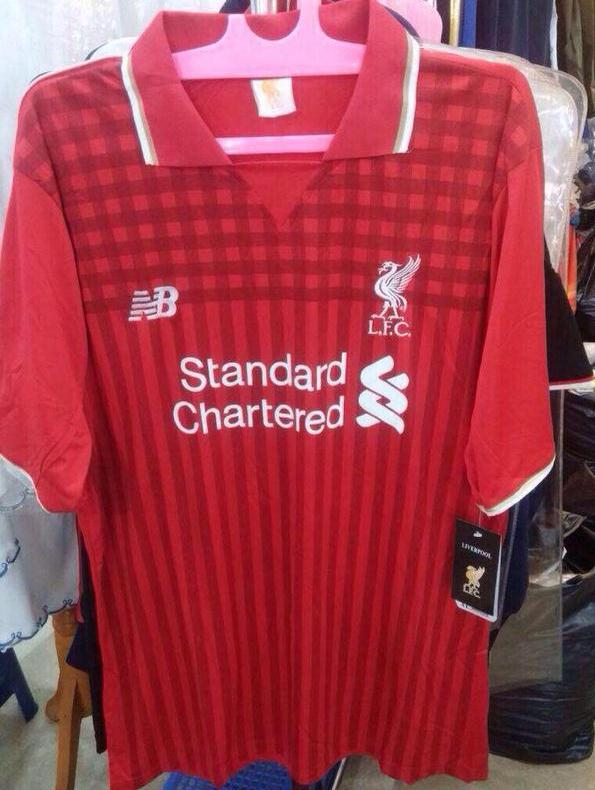 New Balance Liverpool Jersey Leaked 2015 2016