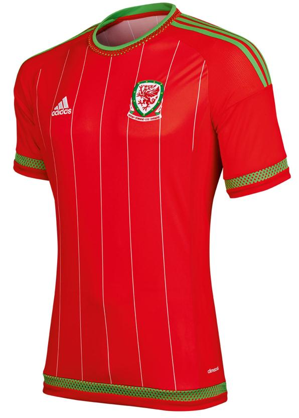 New Wales Football Kit 2015