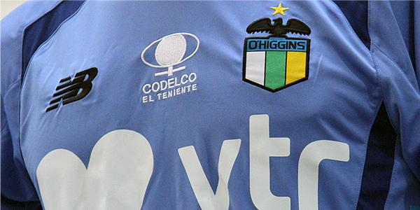 New O'Higgins FC Kits 2015- New Balance Soccer Jersey 2015 Home Away