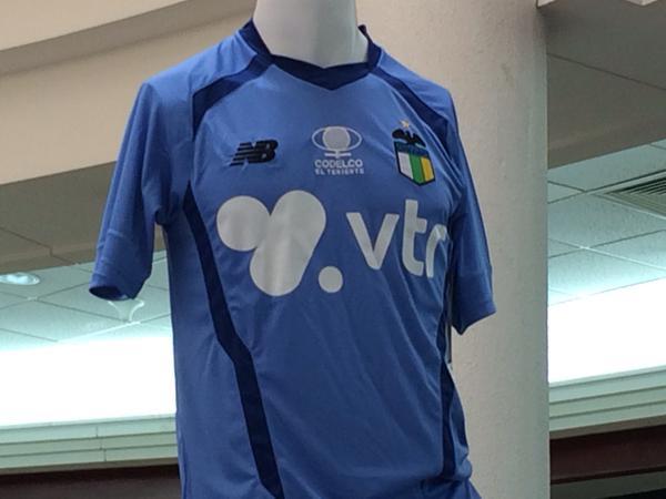 O'Higgins Soccer Jersey 2015
