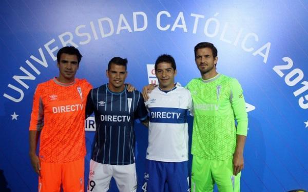 Umbro UC Chile Camiseta 2015