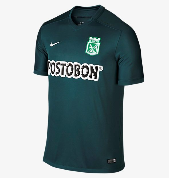 Atletico Nacional Away Shirt 2015