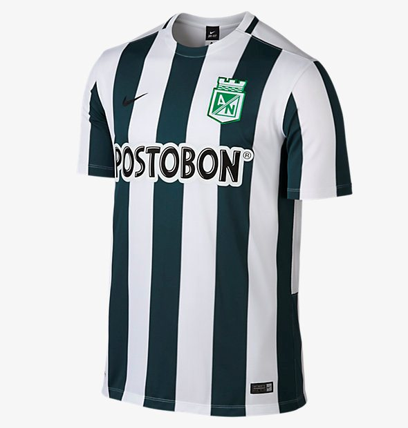 Atletico Nacional Home Shirt 2015