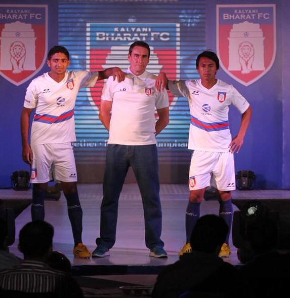 Bharat FC Third Kit 2015