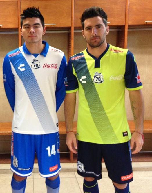Charly Futbol Puebla Jersey 2015