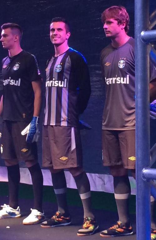 Gremio Goalkeeper Kit 2015