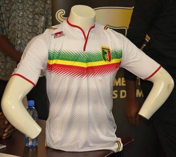 Mali Away Jersey CAN 2015