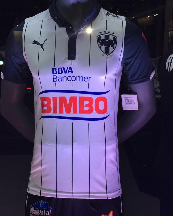 Monterrey 2015 Third Shirt Puma