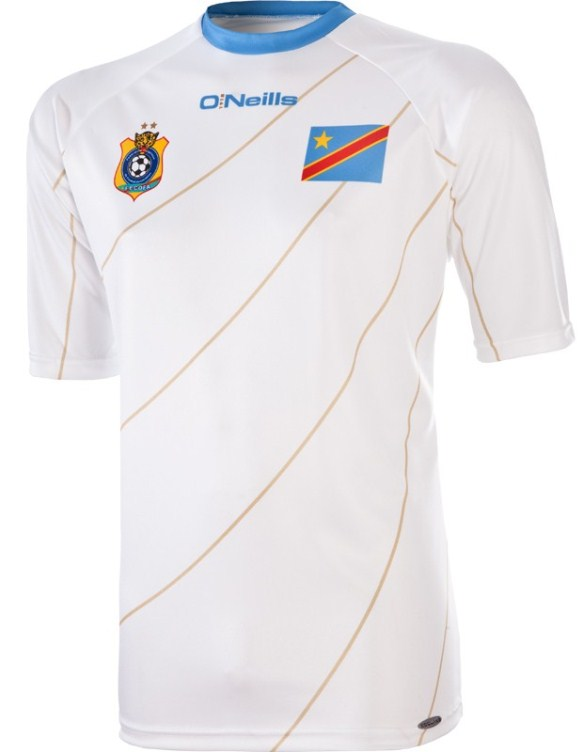 New DR Congo Shirt 2015 AFCON