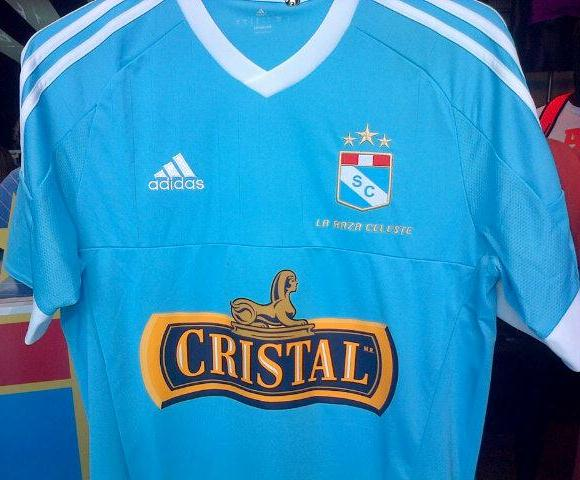 New Sporting Cristal Jersey 2015