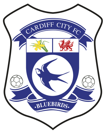 Old Cardiff City Crest