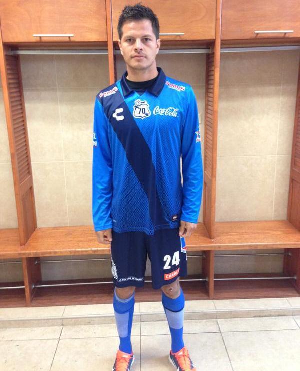 Puebla Third Jersey 2015