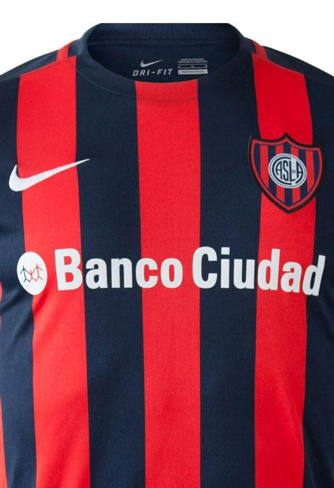 New San Lorenzo Jersey 2015- Nike San Lorenzo de Almagro Kits 2015 Home Alternate