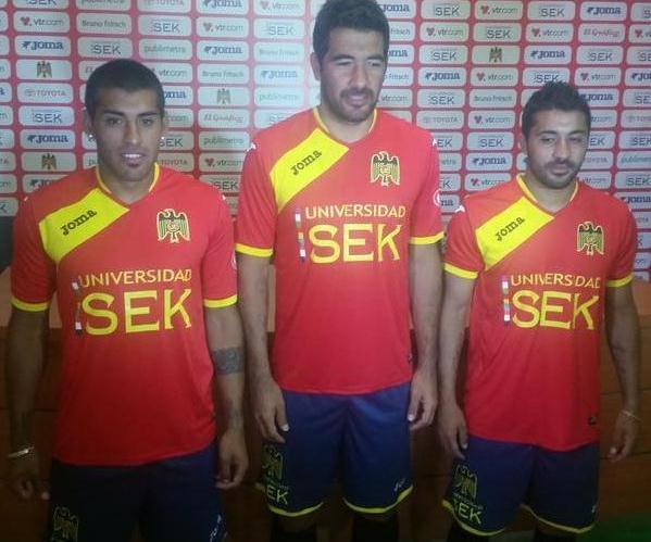 Union Espanola Jersey 2015