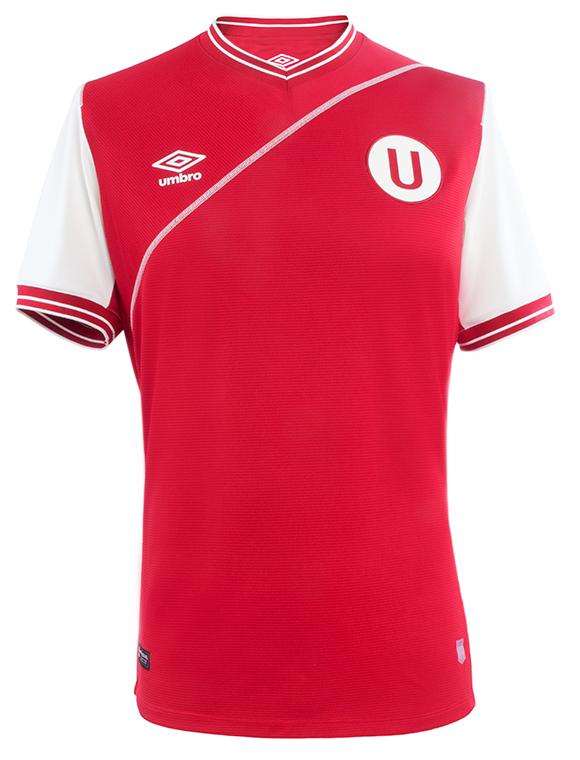 Universitario Deportes Away Jersey 2015