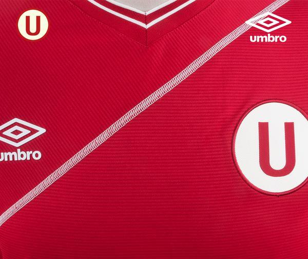 Universitario Deportes Away Shirt 2015