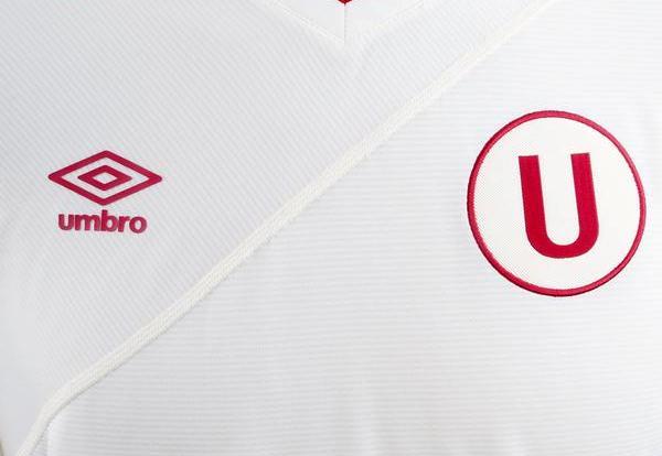 Universitario Deportes Home Shirt 2015