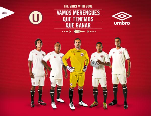 Universitario Deportes Kit 2015