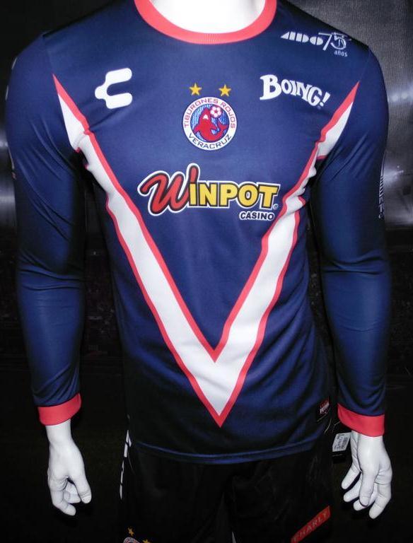 Veracruz GK Shirt 2015