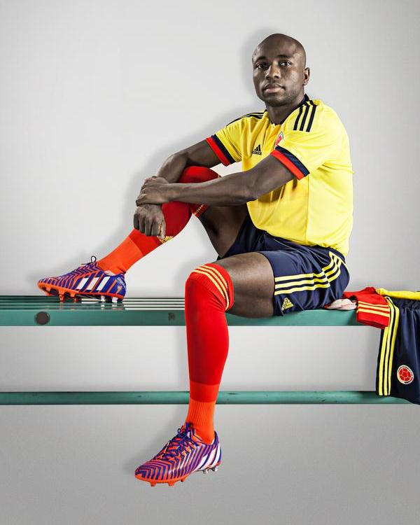 Colombia Kit Copa America 2015