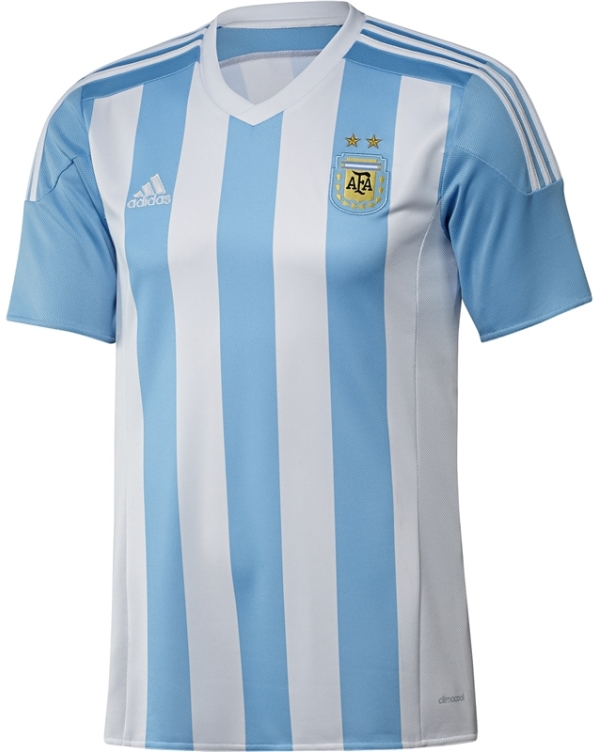 New Argentina Copa America Jersey 2015