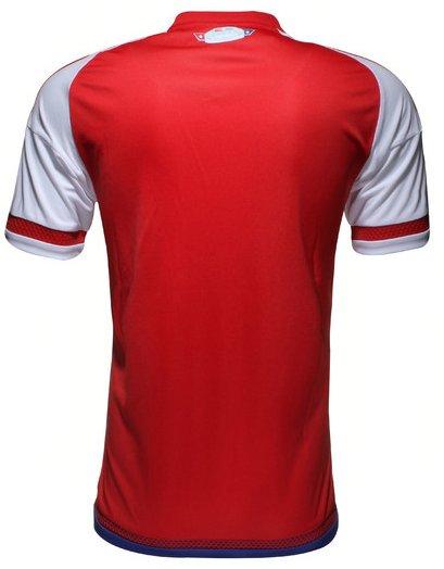 Paraguay Copa Camiseta Back