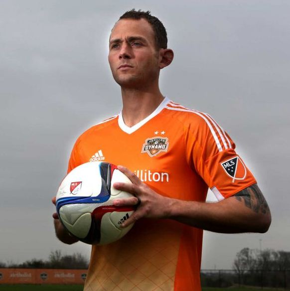 New Houston Dynamo Jersey 2015- Adidas Dynamo MLS Home Kit 2015