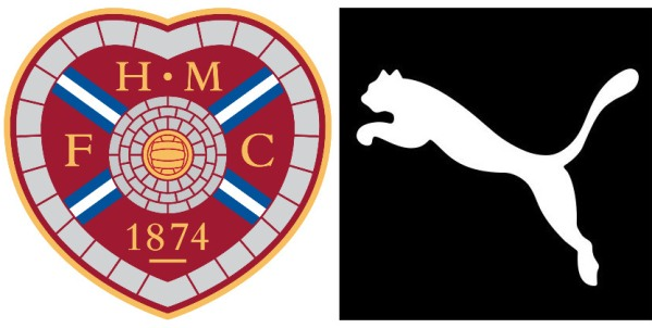 New Hearts Puma Strip Deal- Puma to replace Adidas as HMFC kit partners from 2015/16