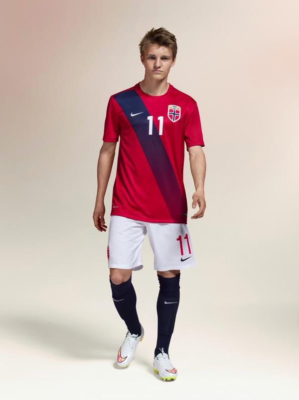 New Norway Nike Jerseys 2015-2016- Norway Home Away Kits 15/16
