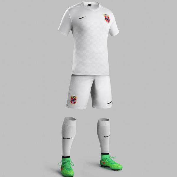Norway Away Kit 2015 16