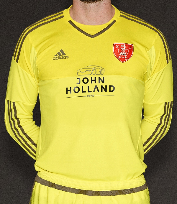 Sheff Utd Goalkeeper Shirt 2015 16