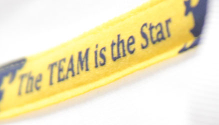 The Team is the Star