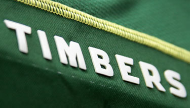 Timbers Wordmark