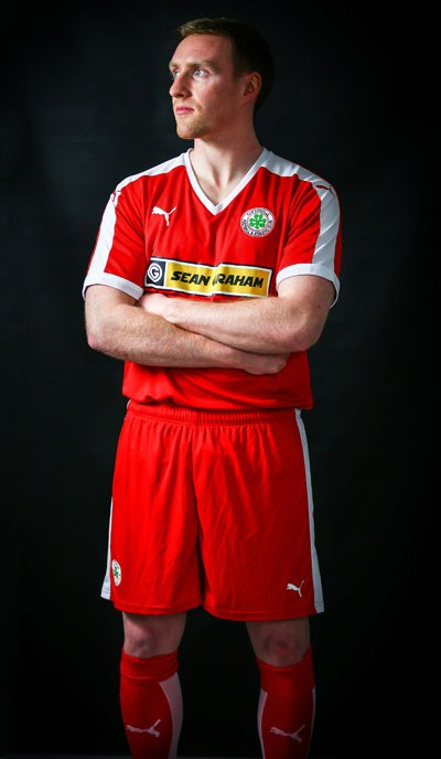Cliftonville Puma Jersey 2015 2016