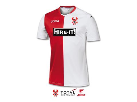 Kidderminster Harriers Home Kit 2015 2016