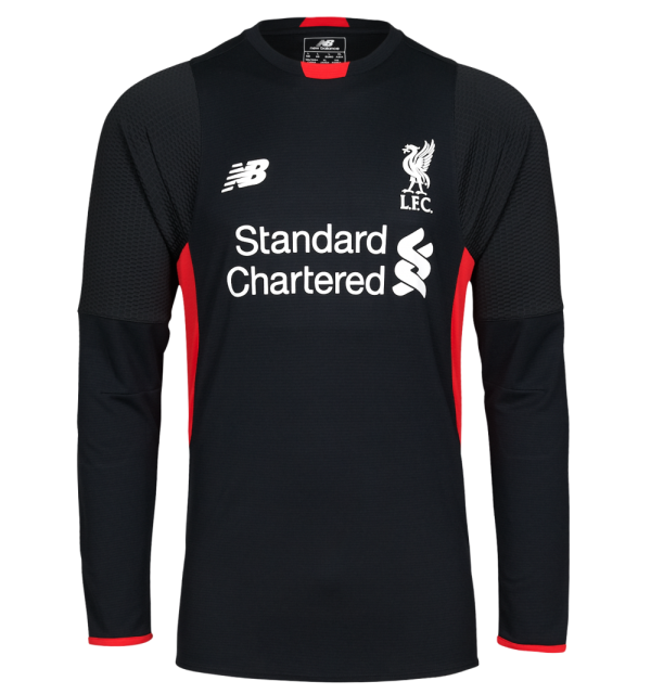 Liverpool Goalkeeper Kit 2015/16- New LFC GK Home Shirt 15/16