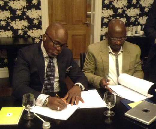 Super Eagles ink new deal with Nike