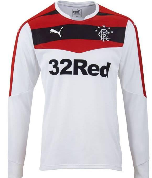 Rangers Goalkeeper Kit 2015 16
