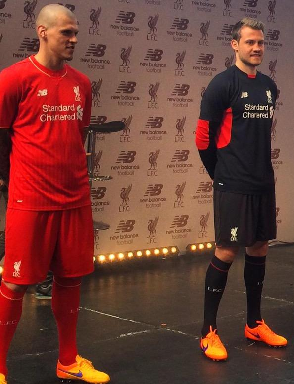 Leaked New Balance Liverpool Home Shirt For   White Liverpool