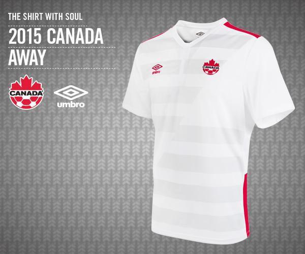 Canada Alternate Kit Womens Soccer