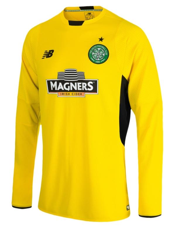 Celtic Goalkeeper Top 2015 16