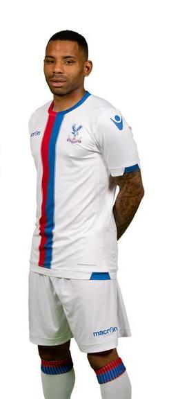 Crystal Palace Away Kit 2015 2016
