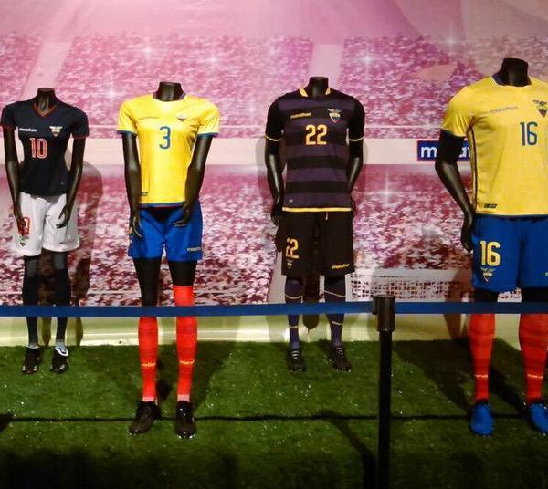 Ecuador Copa America Jersey 2015