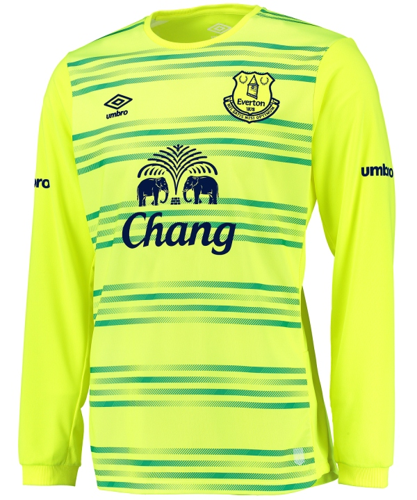 Everton GK Shirt 2015 16