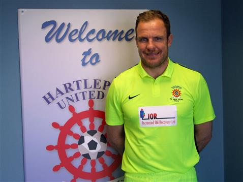 Hartlepool United Away Kit 2015 16